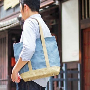 Tote-bags with a zipper