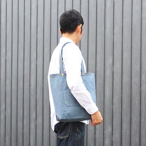 New item – Vertically long tote bag