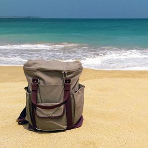 旅するかばん、旅立つかばん