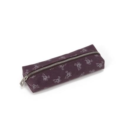 モノグラム / 紫 × 紫