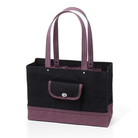 黒 × 紫