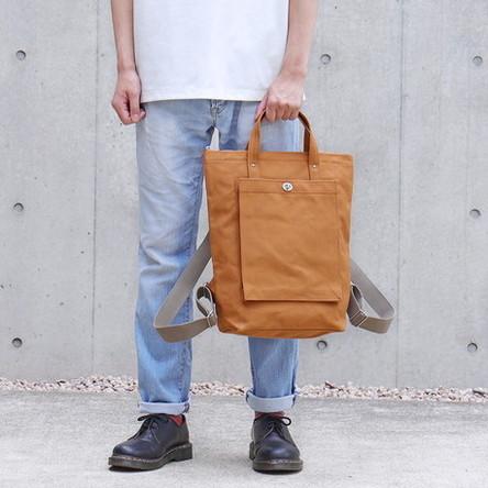 レンガ × グレー / モデル: 180 cm