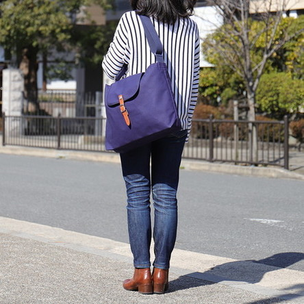 紺 / モデル: 160 cm