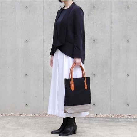黒 × グレー/ モデル: 160 cm