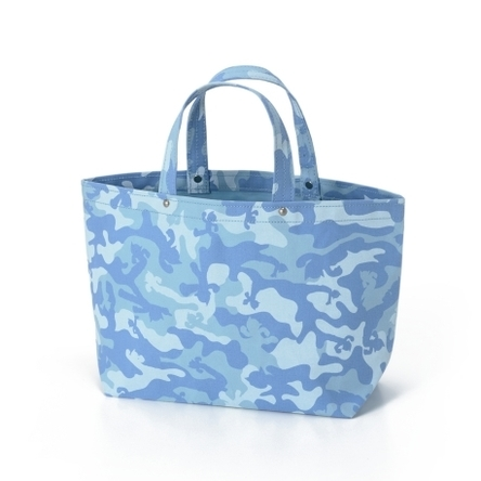 camouflage / Sky-blue (front)