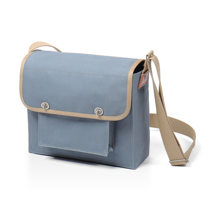 Blue-gray × Beige