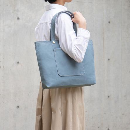 Blue-gray / model: 165 cm