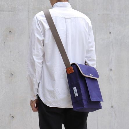紺 × グレー/ モデル: 175 cm