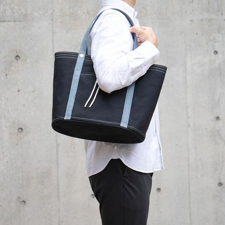 Black × Blue-gray / model: 165 cm
