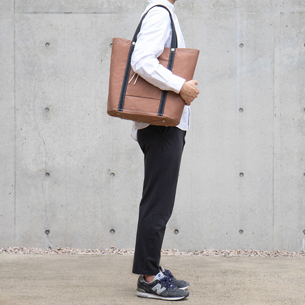Dark-brown × Black / model: 180 cm