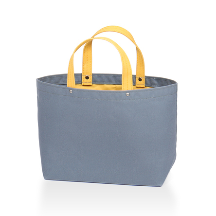 Blue-gray × Yellow