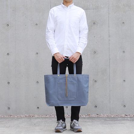 Blue-gray / model: 180 cm