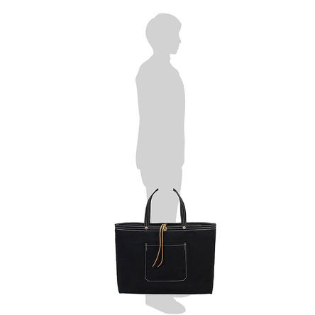 Black / Model: 175 cm