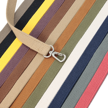 Shoulder straps, available in 12 colors
