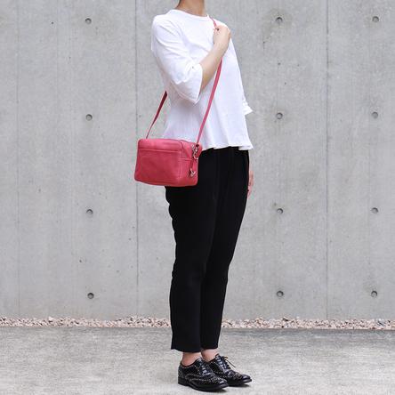 Japanese red / model: 160 cm