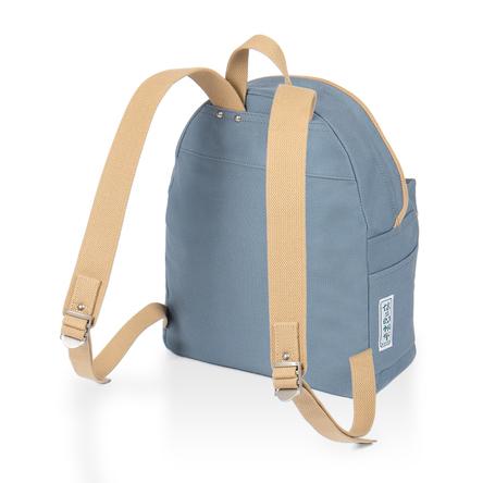 Blue-gray × Beige(back)