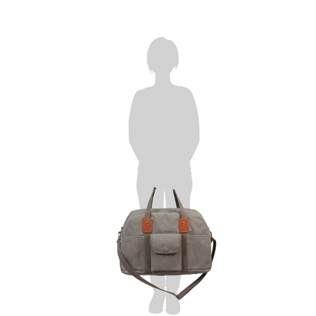 Gray / Model: 160 cm
