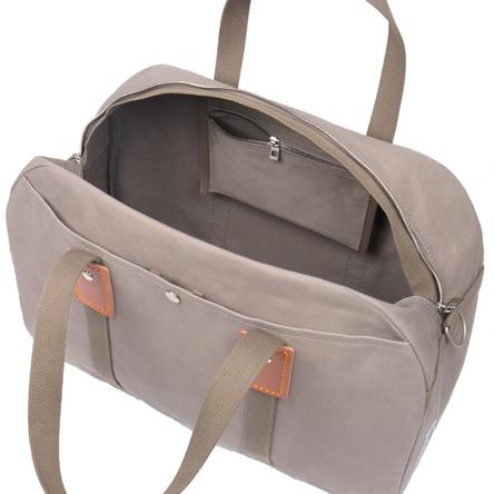 Inner pocket with zipper